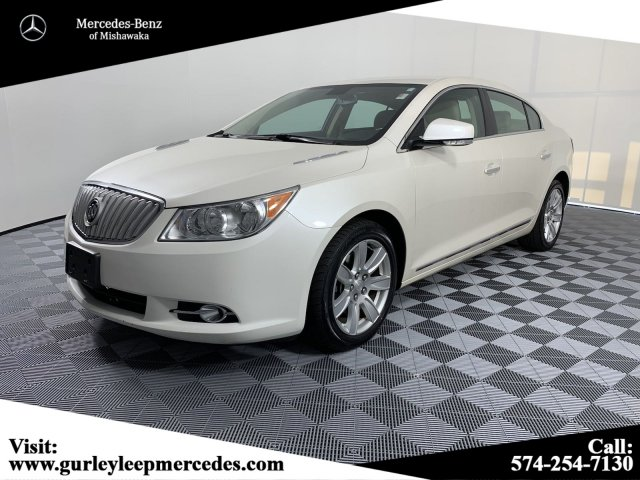 Pre-Owned 2012 Buick LaCrosse Convenience