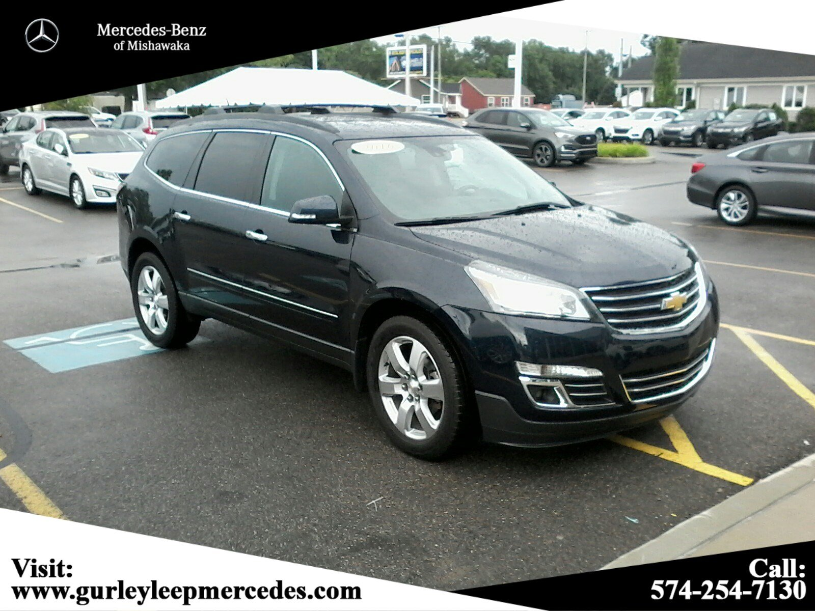 Prime Pre Owned 2016 Chevrolet Traverse Ltz With Navigation Awd Bralicious Painted Fabric Chair Ideas Braliciousco