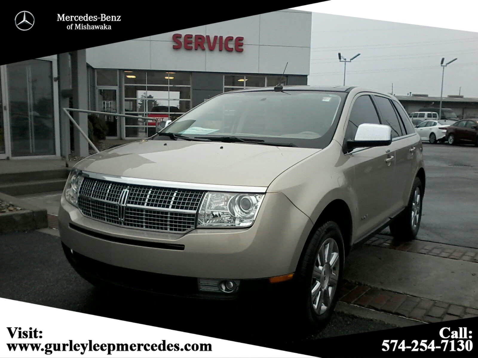 Pre-Owned 2007 Lincoln MKX Base