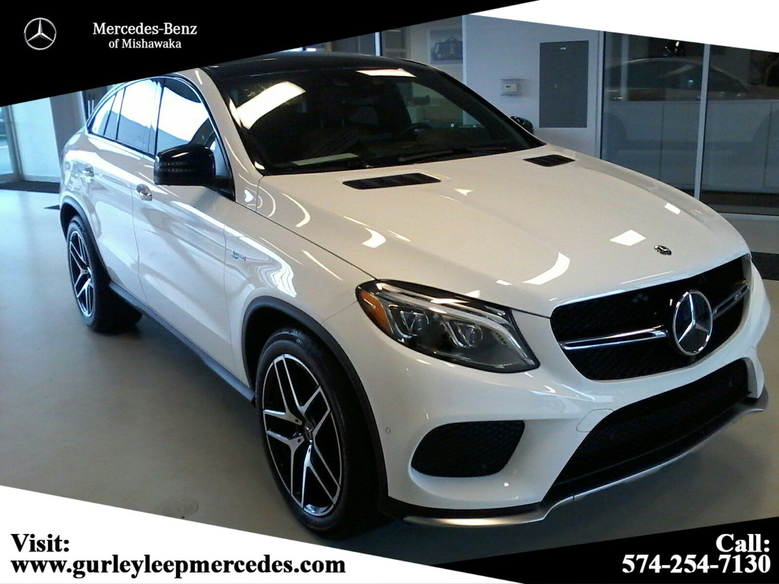 Certified Pre Owned 2018 Mercedes Benz GLE AMG GLE 43 Coupe